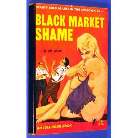 Elliott - Black Market Shame