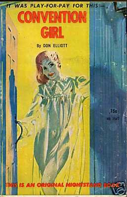 Elliott - Convention Girl