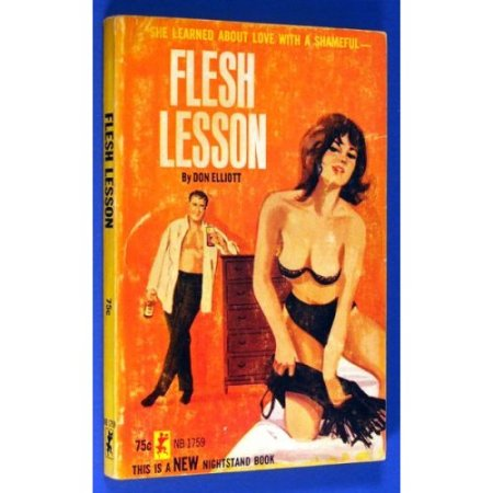 elliott - flesh lessions