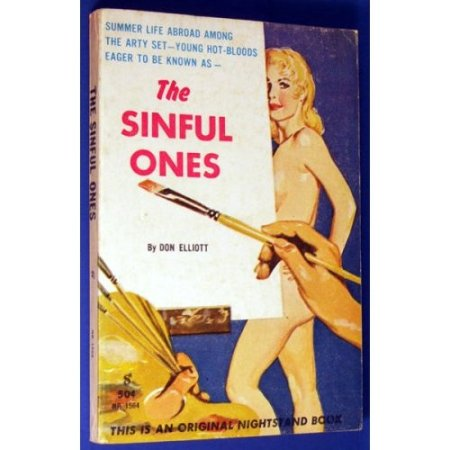 elliott sinful ones