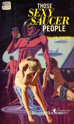 Sex Saucer People