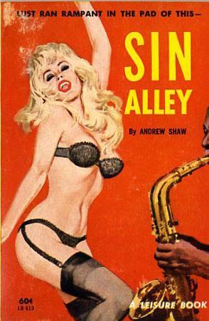 Shaw - Sin Alley