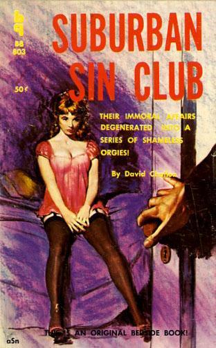 Challon - Suburban Sin Club