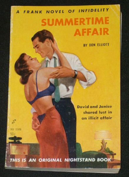 Elliot - Summertime Affair