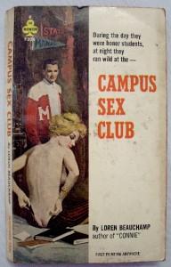 Beauchamp - Campus Sex Club