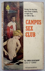 Beauchamp - Campus Sex Club