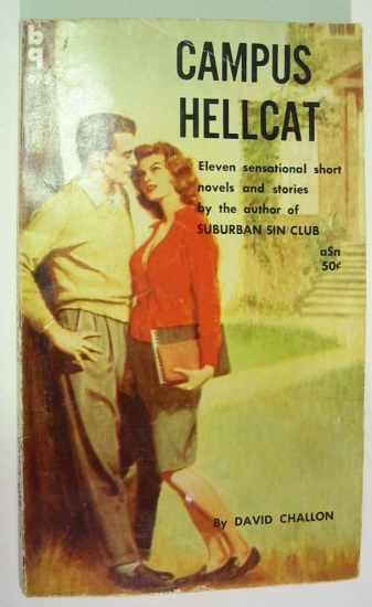 Challon - Campus Hellcat
