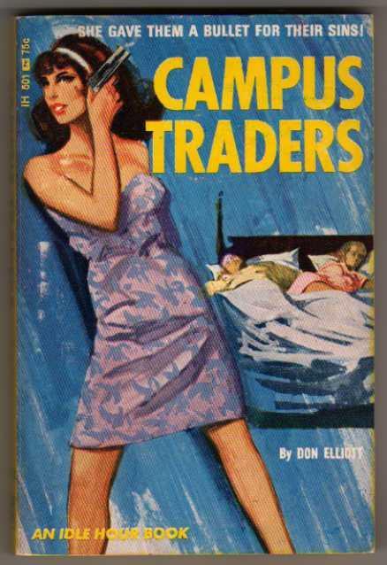 Elliott - Campus Traders