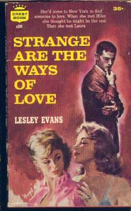 Evans - Strang are the ways of love