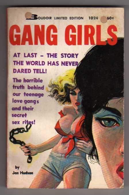 Hudson - Gang Girl