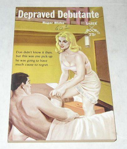 Saber - Depraved Debutante