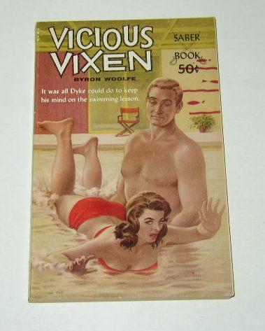 Saber - Vicious Vixen