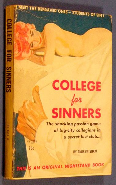 Shaw - College for Sinners