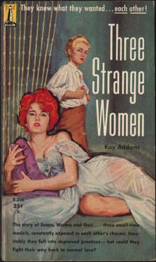 Three Strange Women