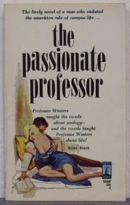 Black --Passionate Prof