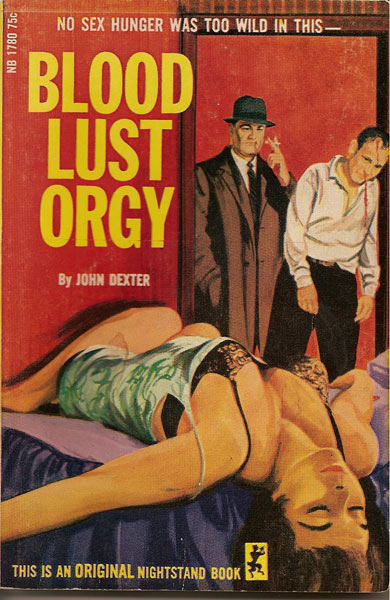Dexter - Blood Lust Orgy - Whittington