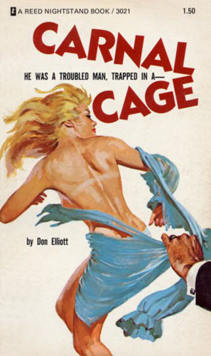 Eliott - Carnal Cage