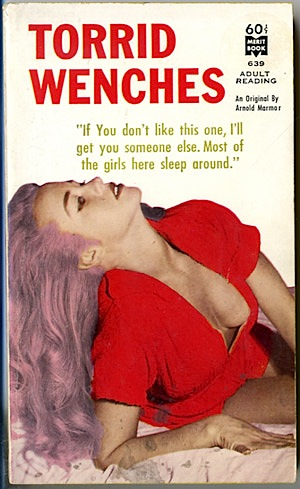 Novel Books - Torrid Wenches