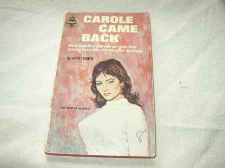 Turner - Carol Came Back