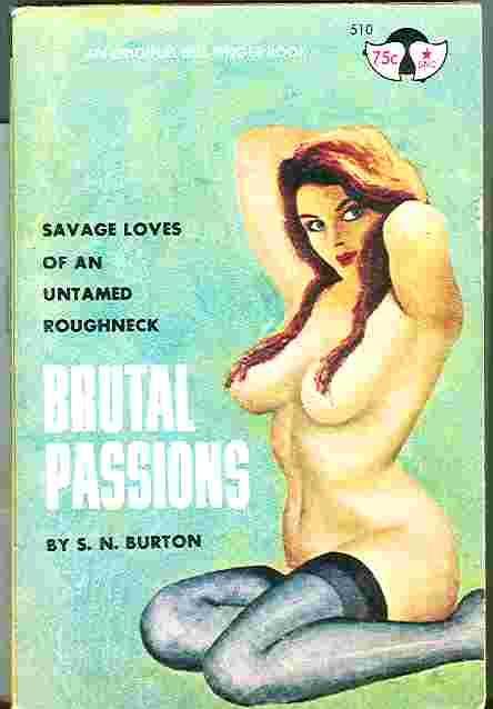 Burton - brutal passions