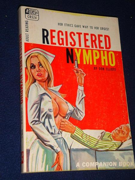 Elliott - Registered Nympho