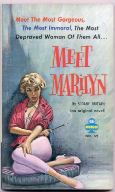 Britain - Meet Marilyn 1960