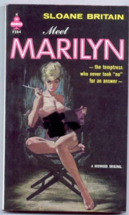 Britain - Meet Marilyn 1963