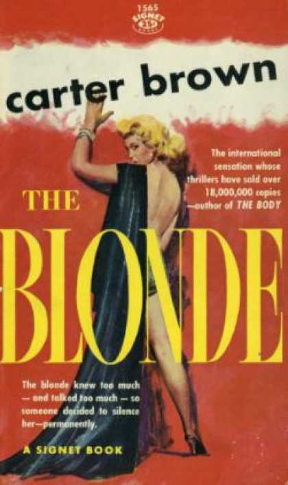 Brown - The Blonde 3