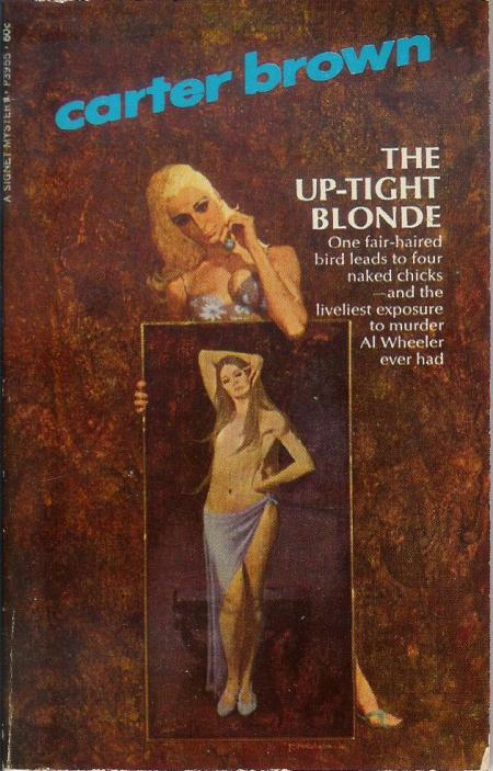 Brown - Uptight Blonde