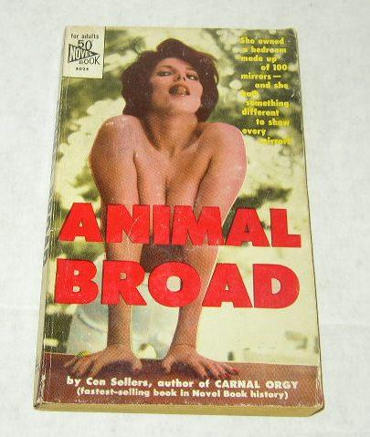 Sellers - Animal Broad aka Hot Harem