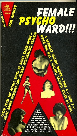 sellers - female psycho ward