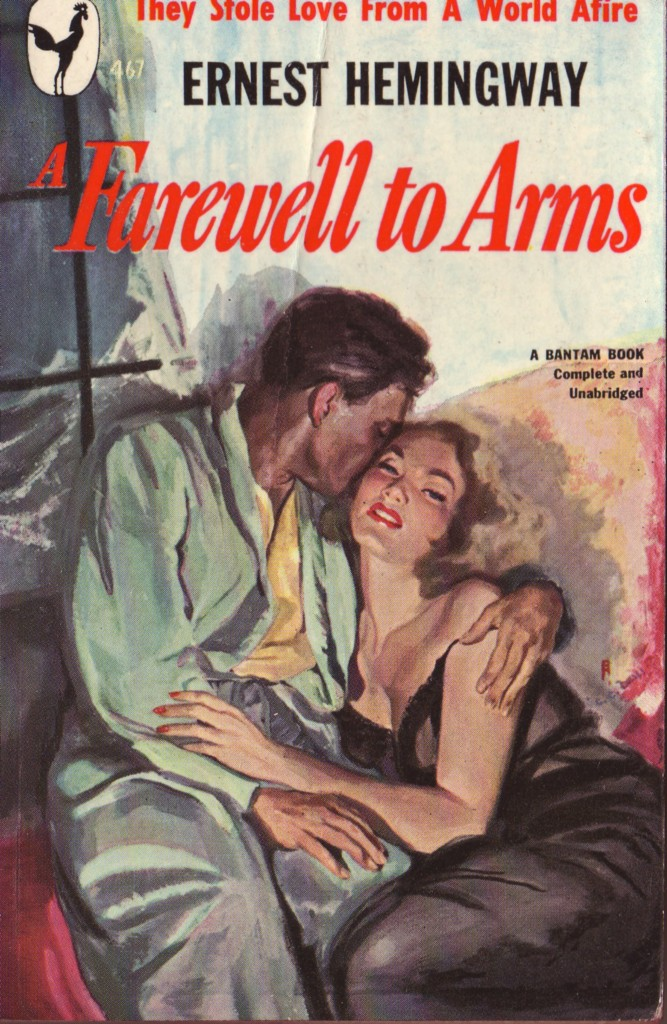 """a summary of the novel a farewell to arms The conclusion of """"a farewell to arms"""" with all its death is marked by a rebirth henry looses his child and his lover he finally achieves the status of being authentic in the final scene """"it was like saying good-by to a statue."""